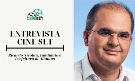 Ricardo Nicolau: 'Vamos levar os alunos da rede municipal para os cinemas'