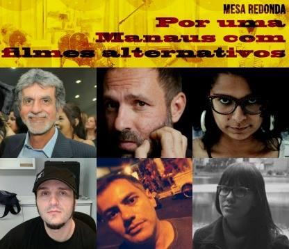Mesa-Redonda: Por uma Manaus com Filmes Alternativos
