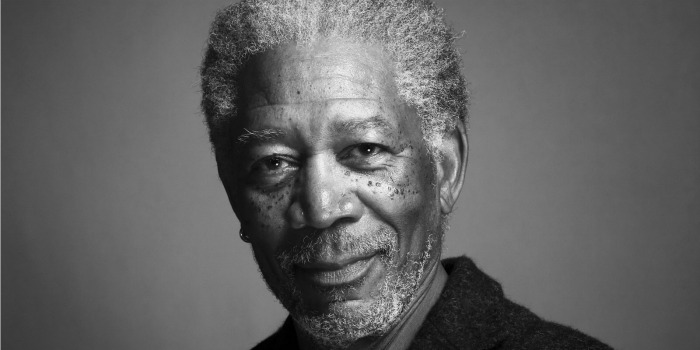 Morgan Freeman será Colin Powell em futura cinebiografia