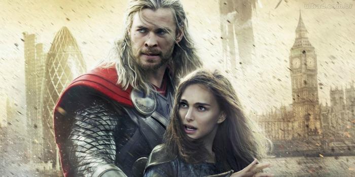 Thor invade cinemas neste fim de semana