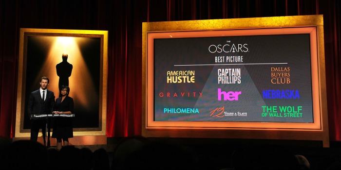 Lista Completa dos Indicados ao Oscar 2014