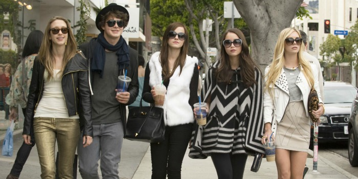 Bling Ring – A Gangue de Hollywood