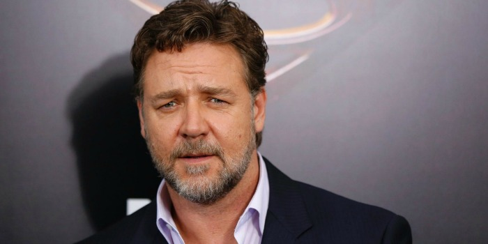 Russell Crowe critica reclamações de atrizes por falta de bons personagens
