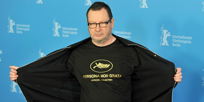 Lars Von Trier admite vício em drogas e álcool