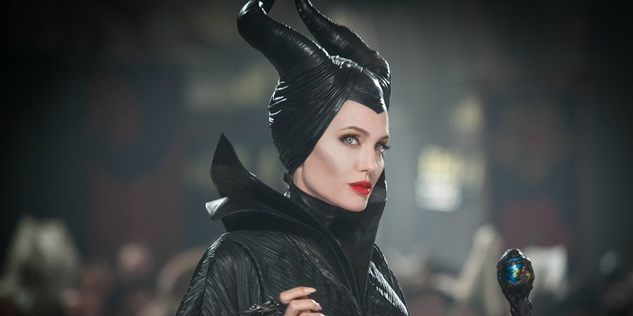 Malévola, com Angelina Jolie
