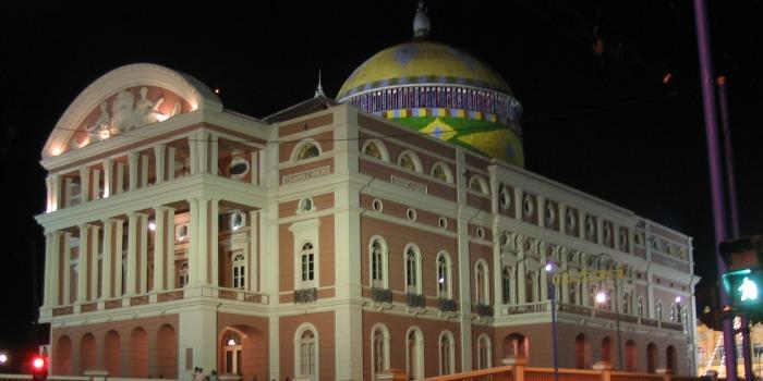 Mostra de filmes amazonenses está na festa de 120 anos do Teatro Amazonas