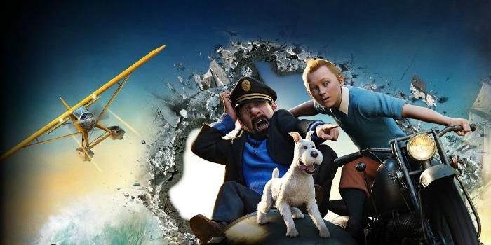 As Aventuras de Tintin: O Segredo de Licorne