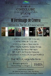 3ª Vernissage de Cinema Amazonense