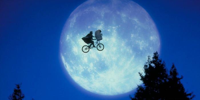 E.T – O Extraterrestre