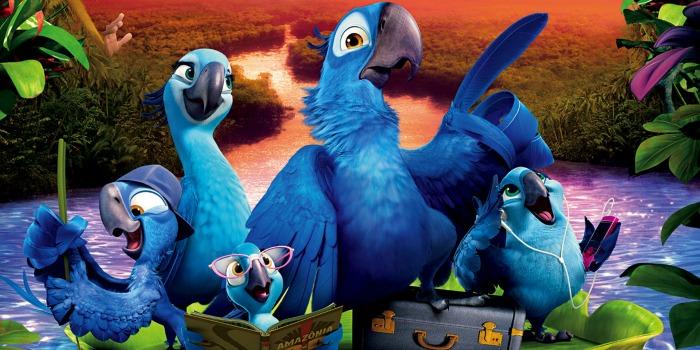 Tudo sobre a estreia de Rio 2 nos cinemas