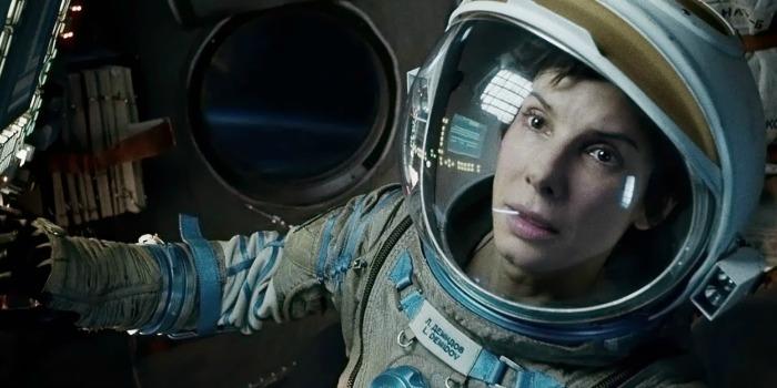 'Gravidade' é eleito o pior filme espacial pelos cientistas da Nasa