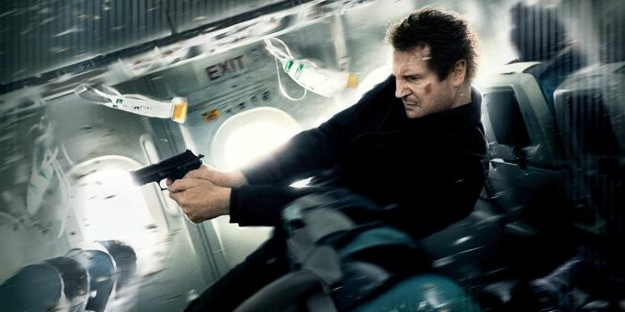 Suspense com Liam Neeson chega aos cinemas