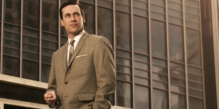Séries de TV: Mad Men