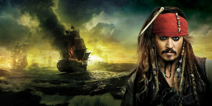 Revelado o título e a sinopse de Piratas do Caribe 5
