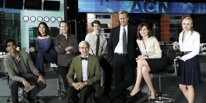 Séries de TV: The Newsroom – Primeira Temporada