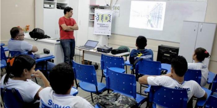 Inventar com Diferença e o audiovisual nas escolas de Manaus