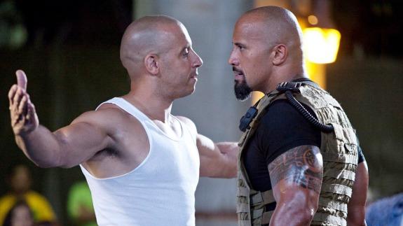 'Velozes e Furiosos 8': Vin Diesel e Dwayne Johnson se desentenderam nos bastidores