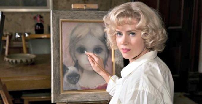 """""""Big Eyes"""", novo filme de Tim Burton, ganha trailer"""