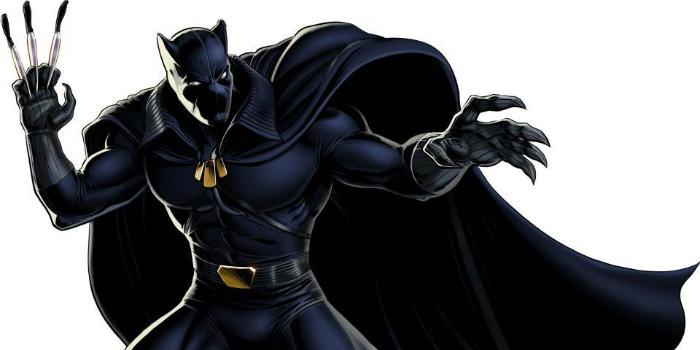 Marvel prepara filme do Pantera Negra