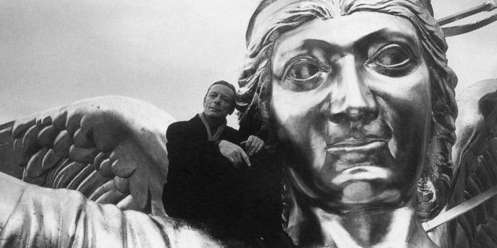 Asas do Desejo, de Wim Wenders