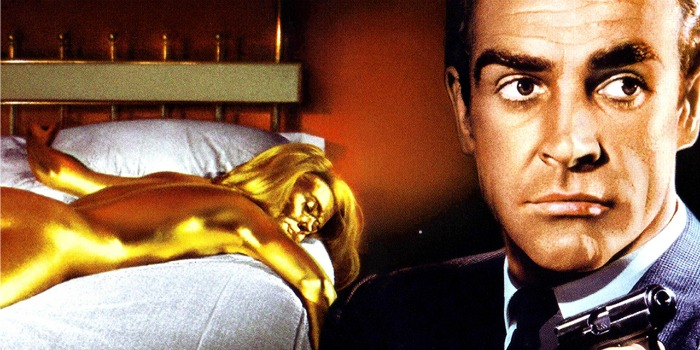 50 Anos de 007 Contra Goldfinger