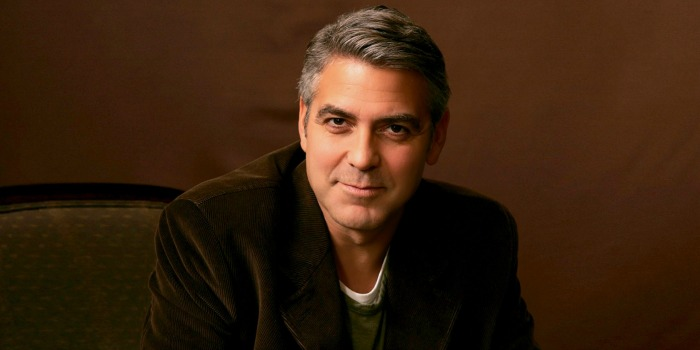 George Clooney vai ganhar Prêmio Cecil B. DeMille no Globo de Ouro