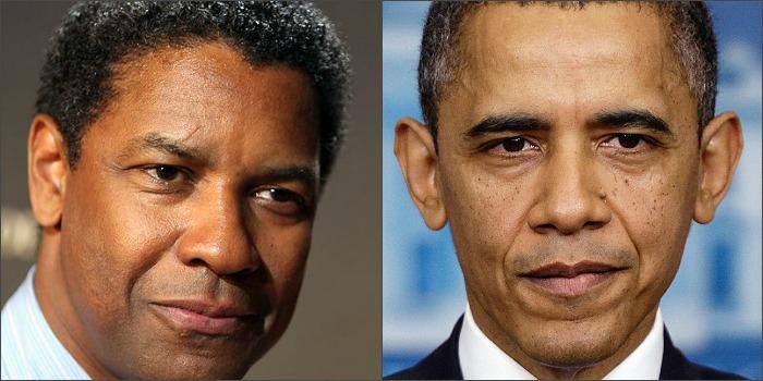 Denzel Washington descarta interpretar Barack Obama