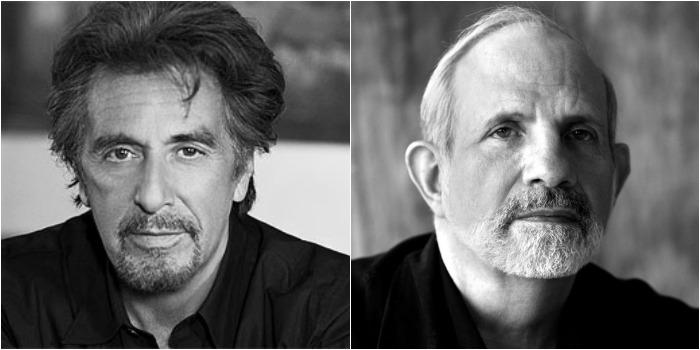HBO cancela telefilme com Al Pacino e Brian De Palma