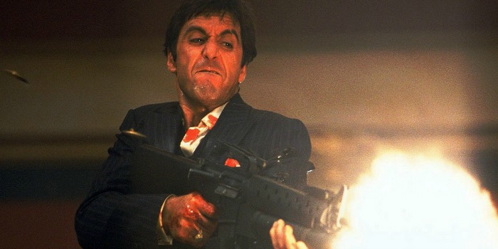 Scarface, de Brian De Palma