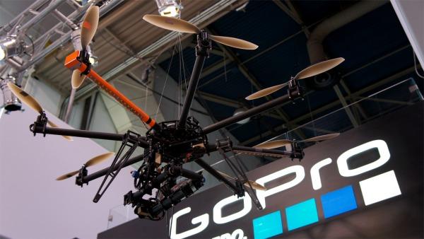 Liberado o uso de drones para filmagens de cinema e televisão