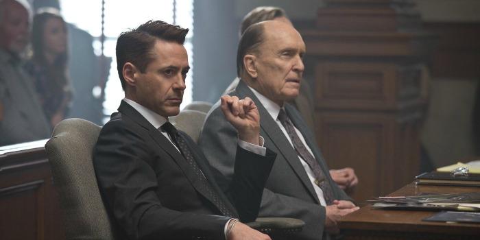 O Juiz, com Robert Downey Jr. e Robert Duvall