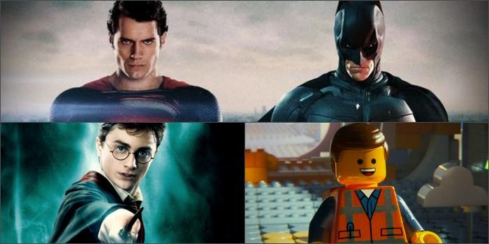 Warner anuncia novos filmes da Liga da Justiça, Lego e Harry Potter