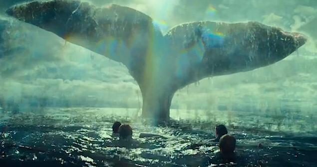 """Liberado o primeiro trailer de """"In the Heart of the Sea"""", novo filme de Ron Howard"""
