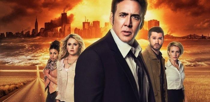 O Apocalipse, com Nicolas Cage