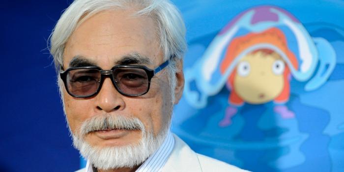 Hayao Miyzaki sai da aposentadoria e anuncia novo filme