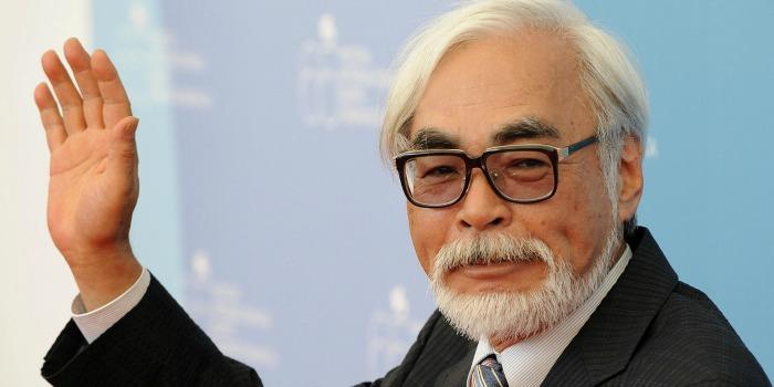 Hayao Miyazaki recebe Oscar honorário neste sábado