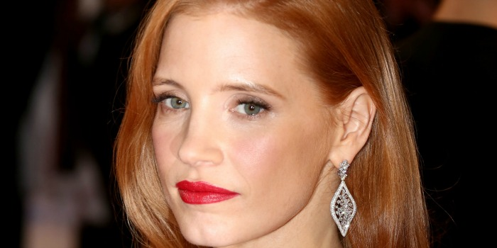 Jessica Chastain está confirmada no júri do Festival de Cannes