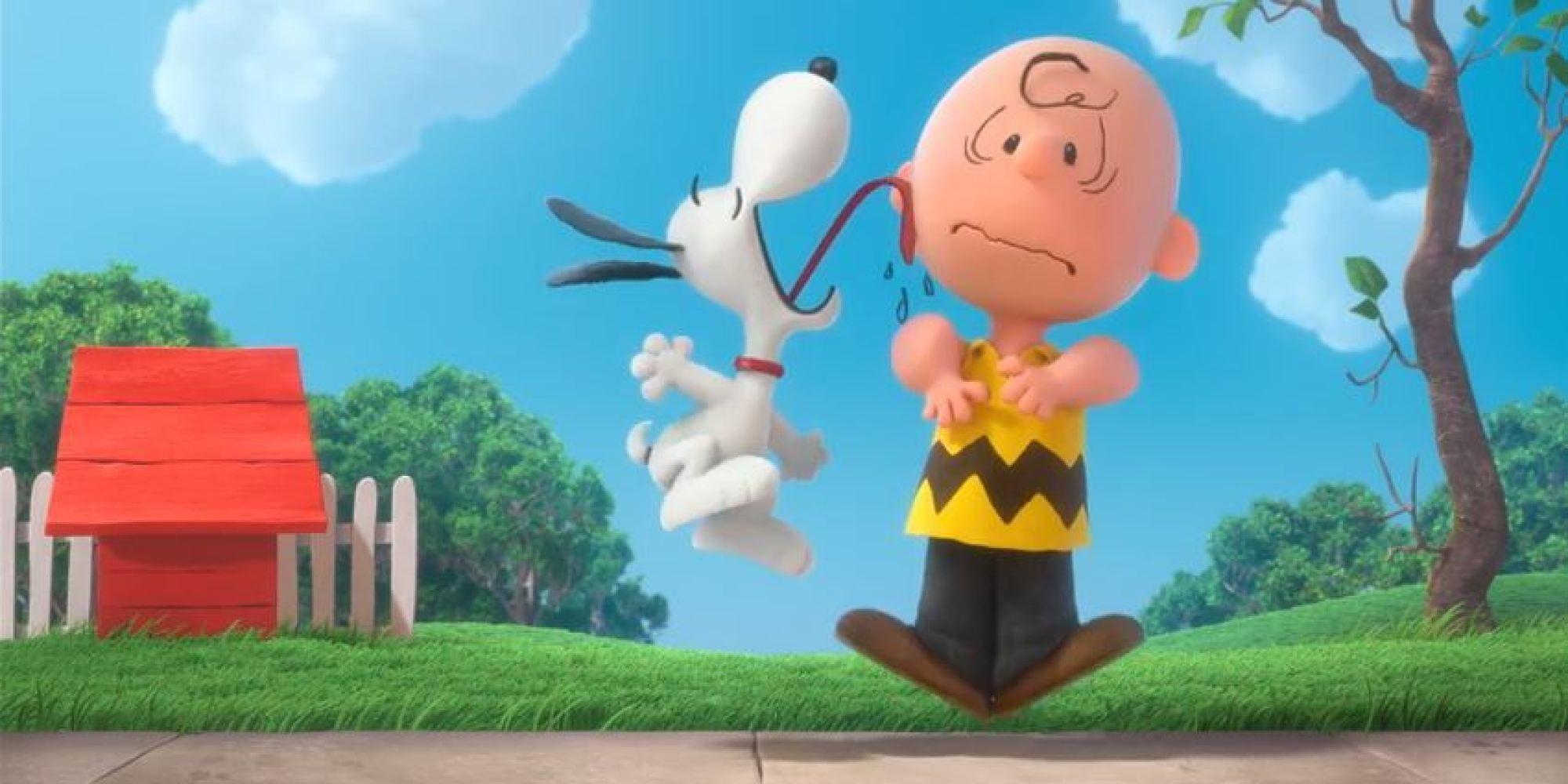 """Assista ao novo trailer de """"Peanuts"""""""