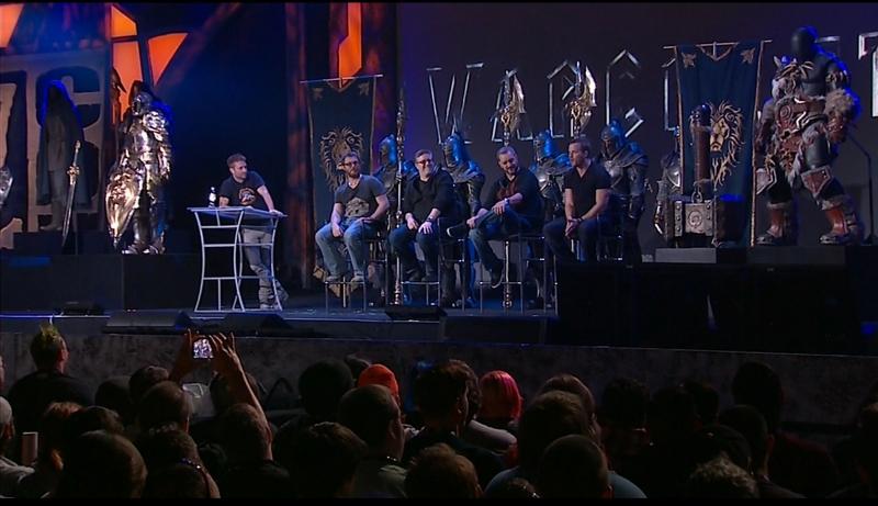 Surgem novidades sobre o filme do game Warcraft na Blizzcon 2014