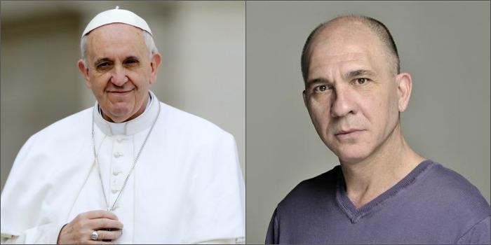 Escolhido ator para viver Papa Francisco nos cinemas