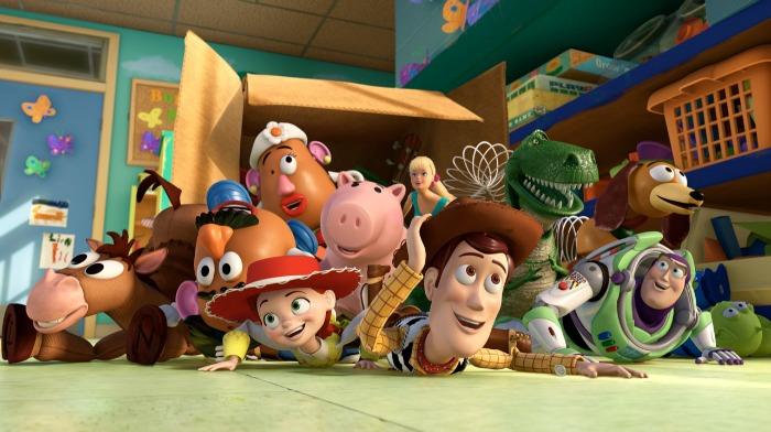 Pixar descartou maior parte do roteiro de 'Toy Story 4', diz dubladora