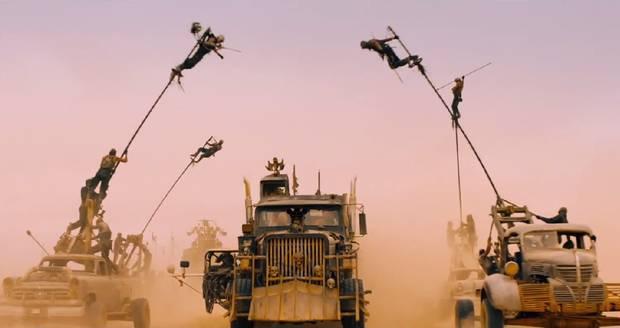 """Trailer de """"Mad Max: Fury Road"""""""