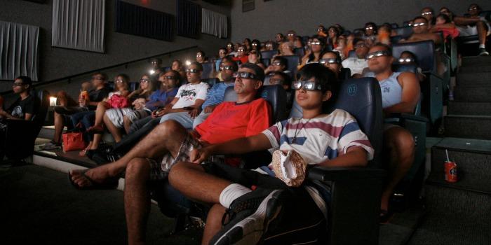 Público nas salas de cinema no Brasil sobe 4.1% em 2014