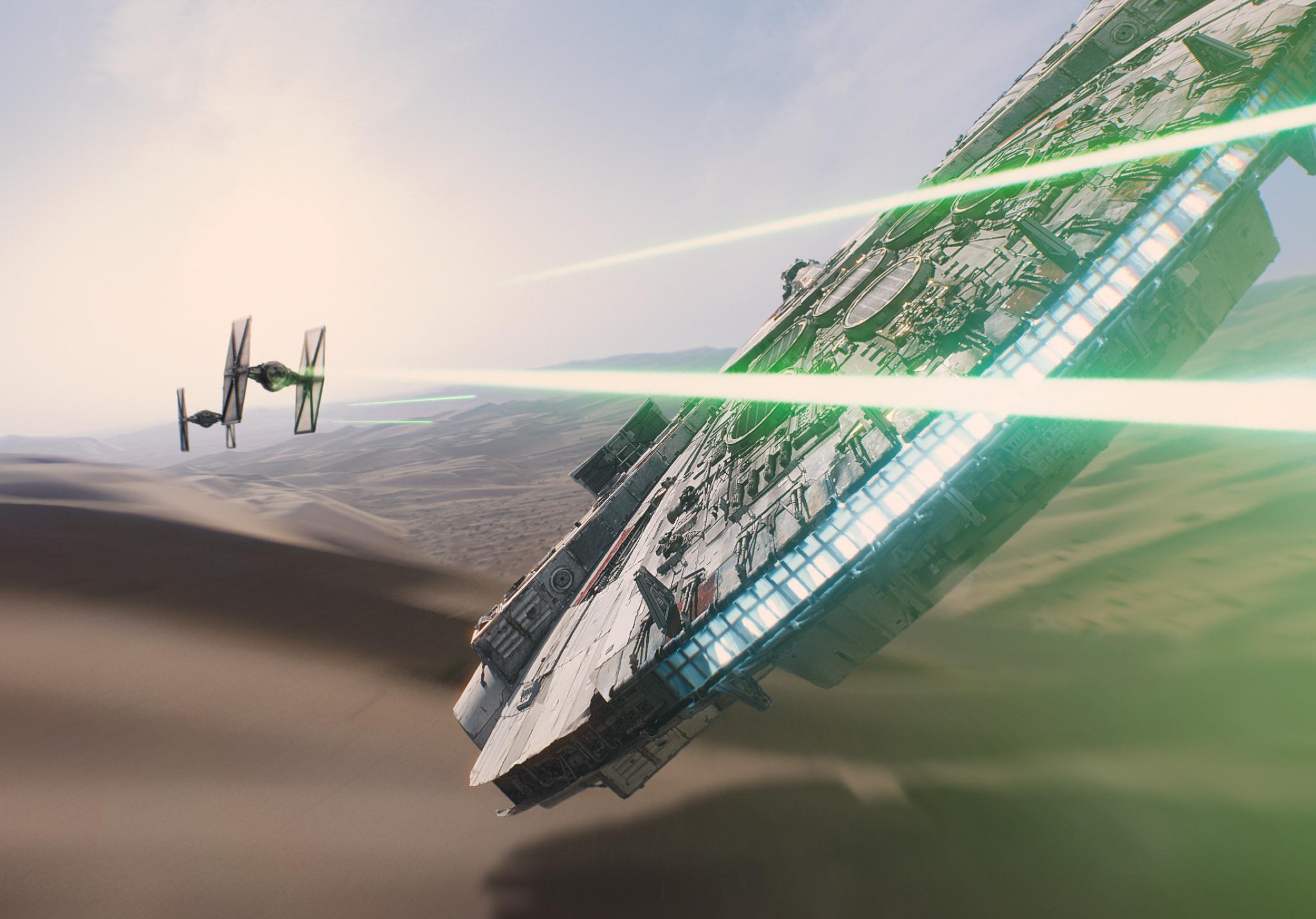 "Presidente da Disney confirma os lançamentos dos novos episódios de ""Star Wars"" para 2017 e 2019"