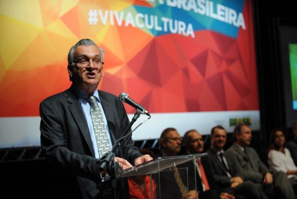 Juca Ferreira pede mais verba para o Ministério da Cultura