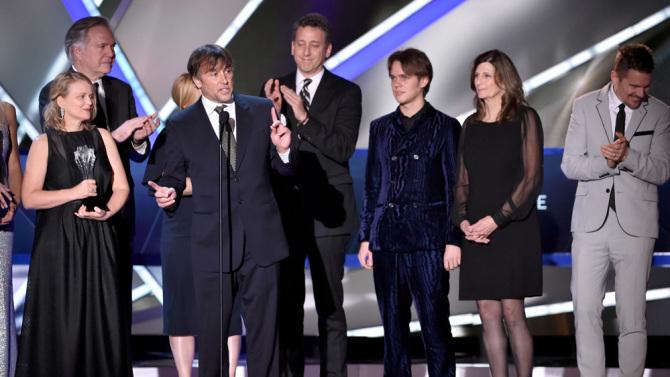 Boyhood vence Critics Choice Awards nos EUA