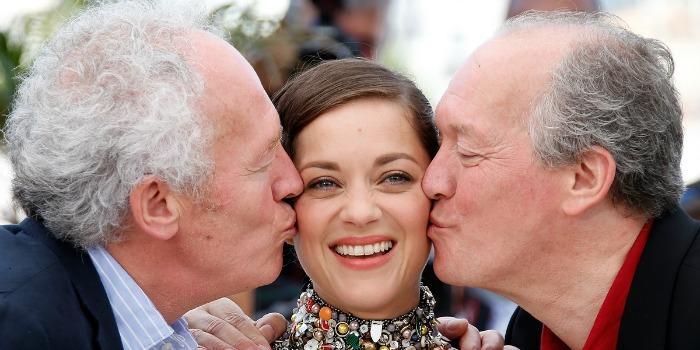 Marion Cotillard fala sobre o sonho de levar os Dardenne ao Oscar