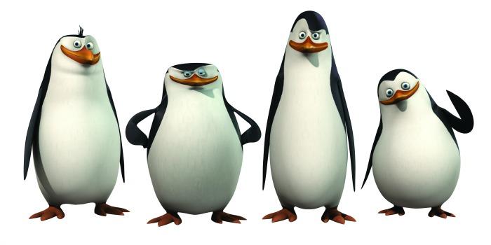 Os Pinguins de Madagascar assume liderança das bilheterias no Brasil