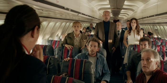 relatos selvagens cena do avião germanwings
