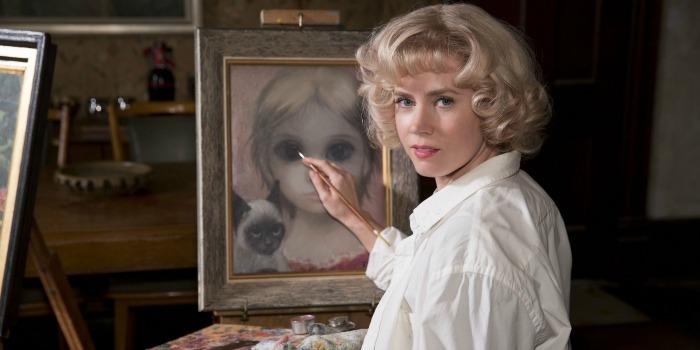 Grandes Olhos, de Tim Burton